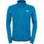 The North Face M's Hadoken Full Zip Jacket Banff Blue Dark Heather
